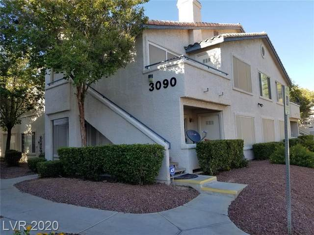 3090 Tarpon Drive #104, Las Vegas, NV 89120 (MLS #2210463) :: Performance Realty