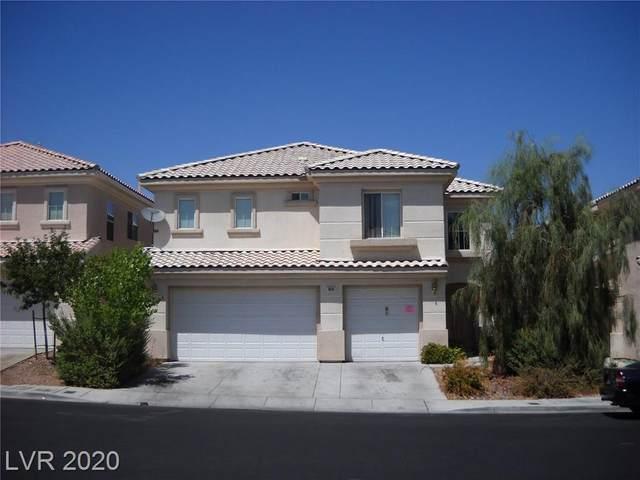 9820 Sedona Shrine Avenue, Las Vegas, NV 89148 (MLS #2210494) :: Billy OKeefe | Berkshire Hathaway HomeServices