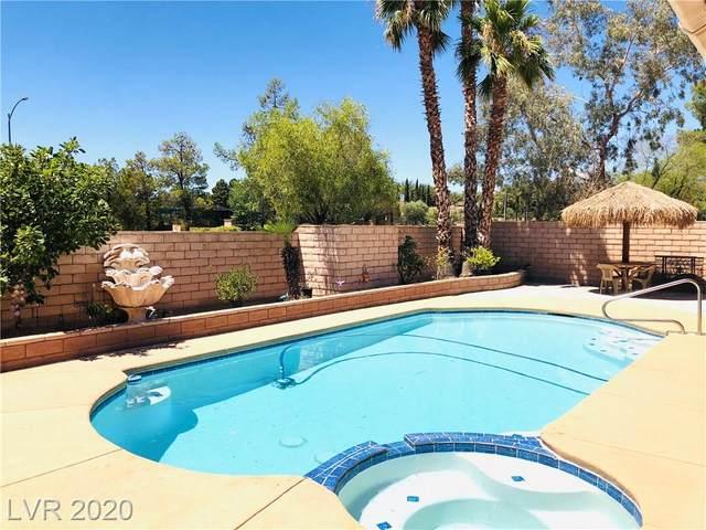 7519 Parnell Avenue, Las Vegas, NV 89147 (MLS #2210505) :: Signature Real Estate Group