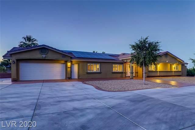 6300 Lone Mountain Road, Las Vegas, NV 89130 (MLS #2210507) :: Hebert Group | Realty One Group