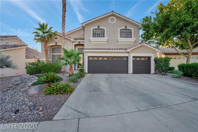 3072 Lookout Valley Avenue, Henderson, NV 89052 (MLS #2210536) :: Signature Real Estate Group