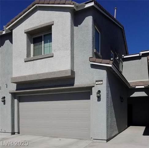 4466 Shimmering Skies Street #1034, North Las Vegas, NV 89031 (MLS #2210558) :: Billy OKeefe   Berkshire Hathaway HomeServices