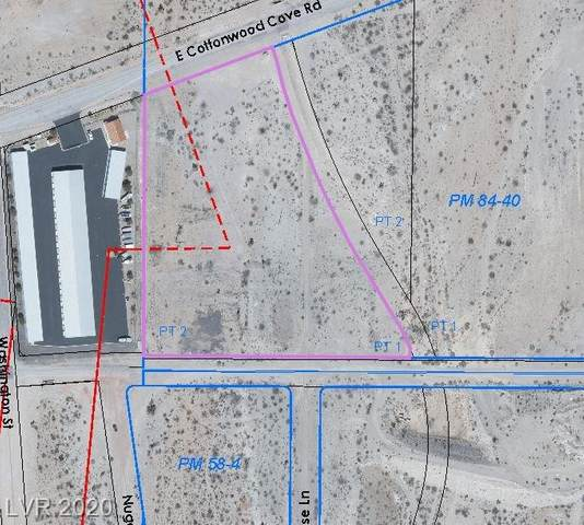 Cottonwood Cove Road, Searchlight, NV 89046 (MLS #2210561) :: Signature Real Estate Group