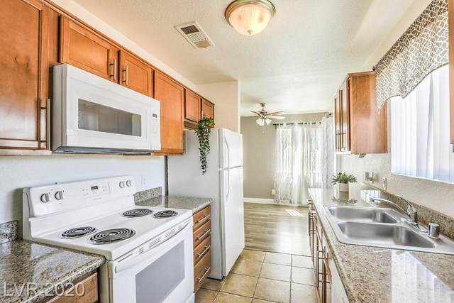 1820 N Decatur Boulevard #202, Las Vegas, NV 89108 (MLS #2210567) :: Performance Realty