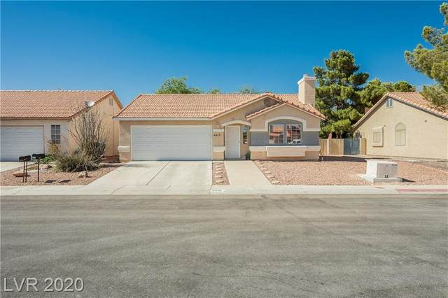 4422 Sparta Way, North Las Vegas, NV 89032 (MLS #2210619) :: The Lindstrom Group