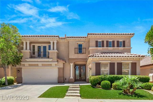 2756 Botticelli Drive, Henderson, NV 89052 (MLS #2210624) :: Signature Real Estate Group