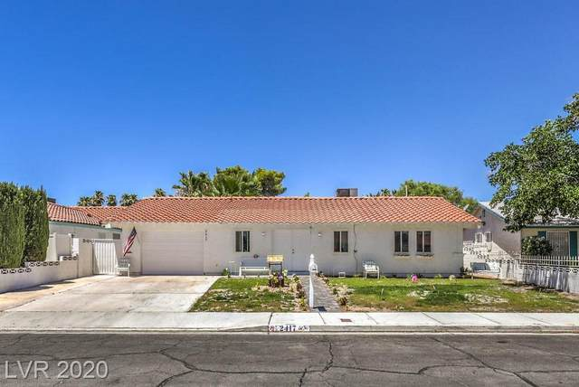 2417 Vista Colina Street, Henderson, NV 89014 (MLS #2210655) :: Signature Real Estate Group