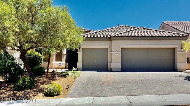 3409 Casa Alto Avenue, North Las Vegas, NV 89031 (MLS #2210696) :: Signature Real Estate Group