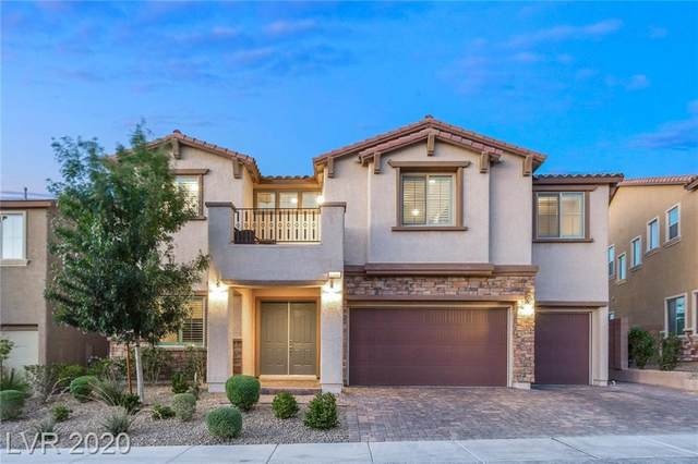 1148 Sparta Crest Street, Henderson, NV 89052 (MLS #2210705) :: Signature Real Estate Group