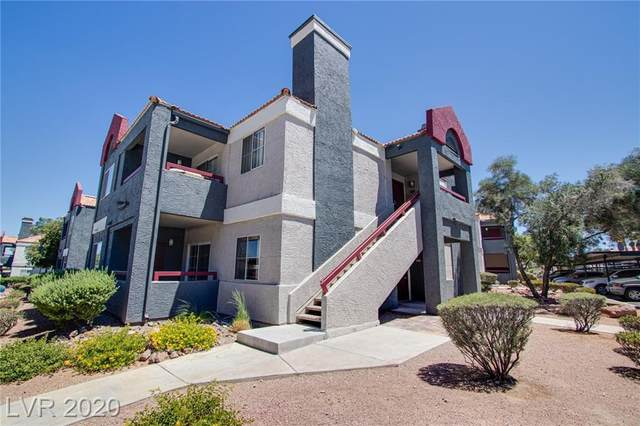 8600 Charleston Boulevard #1045, Las Vegas, NV 89117 (MLS #2210756) :: Performance Realty