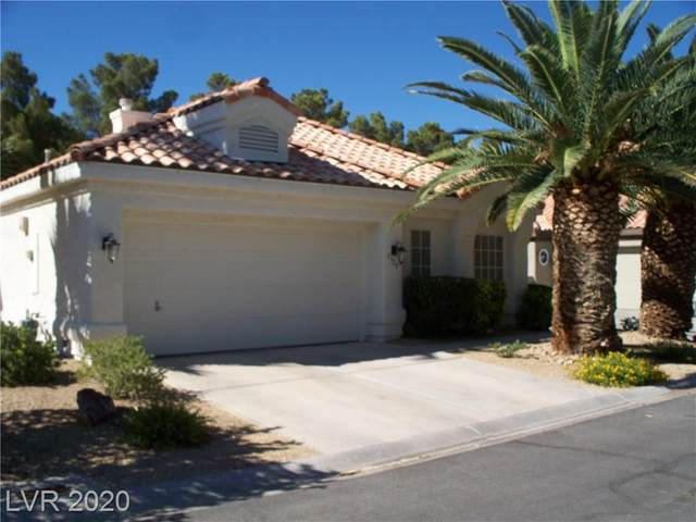5320 Byron Nelson Lane, Las Vegas, NV 89149 (MLS #2210758) :: Signature Real Estate Group