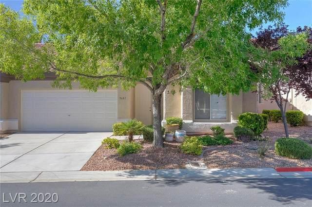 9683 Geiger Peak Court, Las Vegas, NV 89148 (MLS #2210774) :: The Mark Wiley Group | Keller Williams Realty SW
