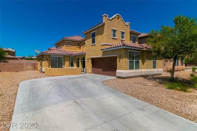 2722 Aspen Club Avenue, North Las Vegas, NV 89081 (MLS #2210782) :: The Mark Wiley Group | Keller Williams Realty SW