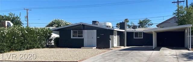 5605 Evergreen Avenue, Las Vegas, NV 89107 (MLS #2211797) :: Hebert Group | Realty One Group