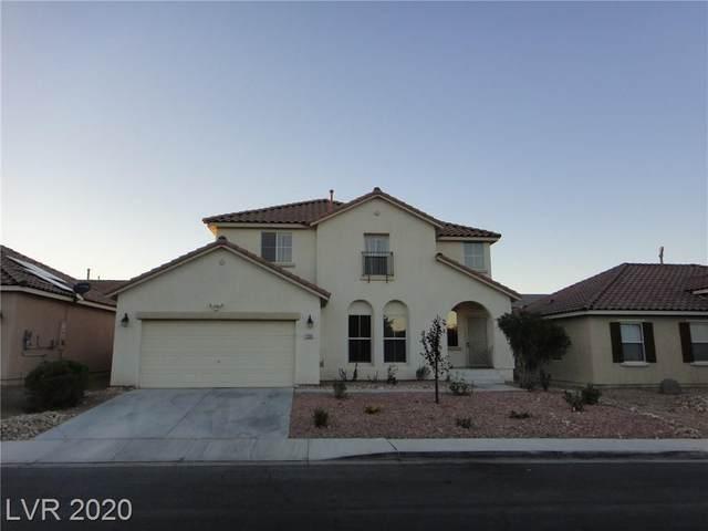 1120 Apple Vista Avenue, North Las Vegas, NV 89031 (MLS #2211802) :: Signature Real Estate Group