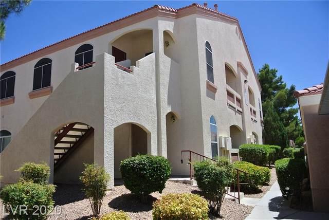 700 Carnegie Street #3312, Henderson, NV 89052 (MLS #2211805) :: Signature Real Estate Group