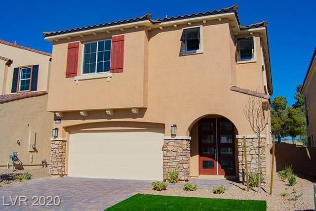 4280 Paragon Highlands Avenue, Las Vegas, NV 89141 (MLS #2211808) :: Hebert Group   Realty One Group
