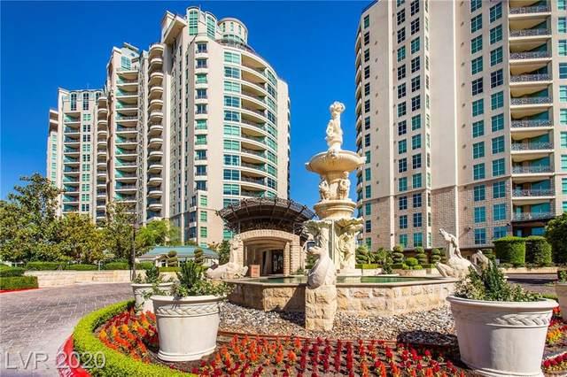9103 Alta Drive #905, Las Vegas, NV 89145 (MLS #2211837) :: Hebert Group | Realty One Group