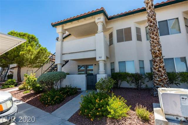 1409 Cedar Rock Lane #202, Las Vegas, NV 89128 (MLS #2211862) :: Performance Realty