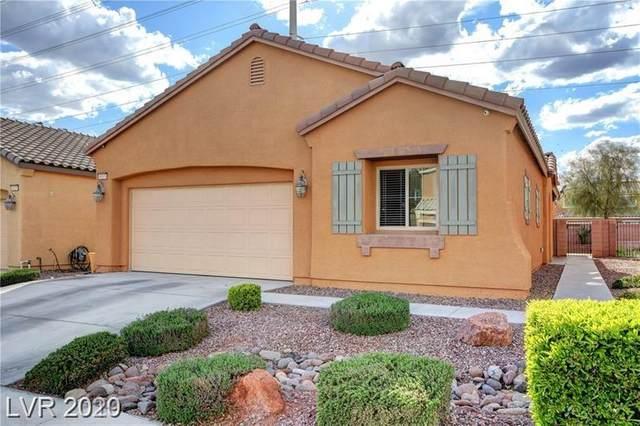 4933 Blue Rose Street, North Las Vegas, NV 89081 (MLS #2211886) :: The Mark Wiley Group | Keller Williams Realty SW