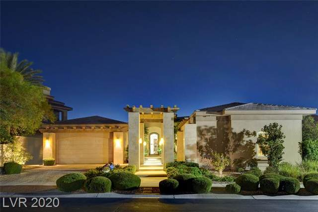 1309 Dilevante Drive, Henderson, NV 89052 (MLS #2211897) :: Signature Real Estate Group