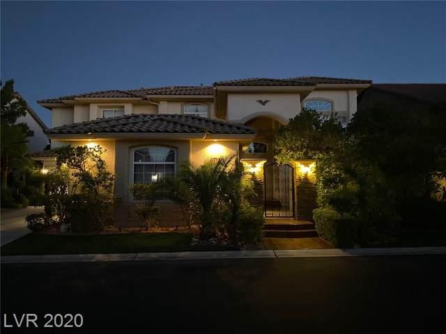 5653 San Florentine Avenue, Las Vegas, NV 89141 (MLS #2211904) :: Hebert Group   Realty One Group