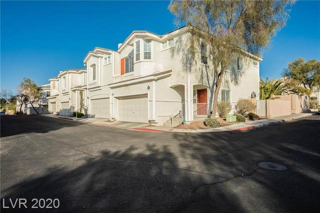 256 Serenity Ridge Court, Henderson, NV 89052 (MLS #2211942) :: The Perna Group