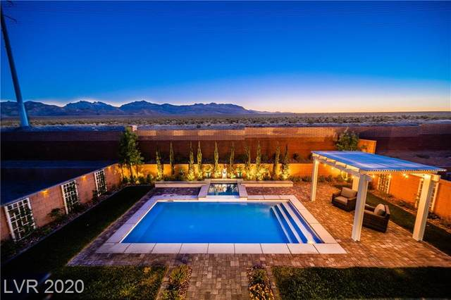 7319 Ellington Park Street, Las Vegas, NV 89166 (MLS #2211971) :: Signature Real Estate Group
