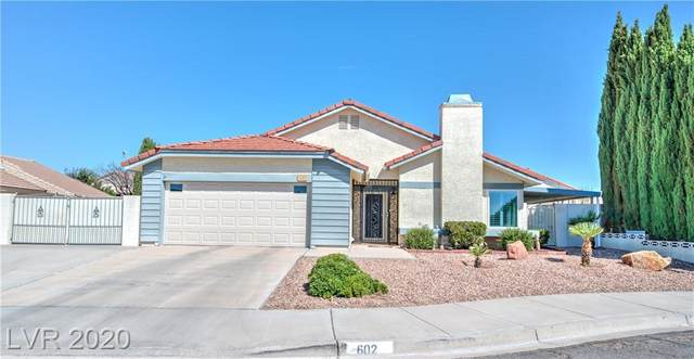 602 Paloma Drive, Boulder City, NV 89005 (MLS #2211994) :: The Mark Wiley Group | Keller Williams Realty SW