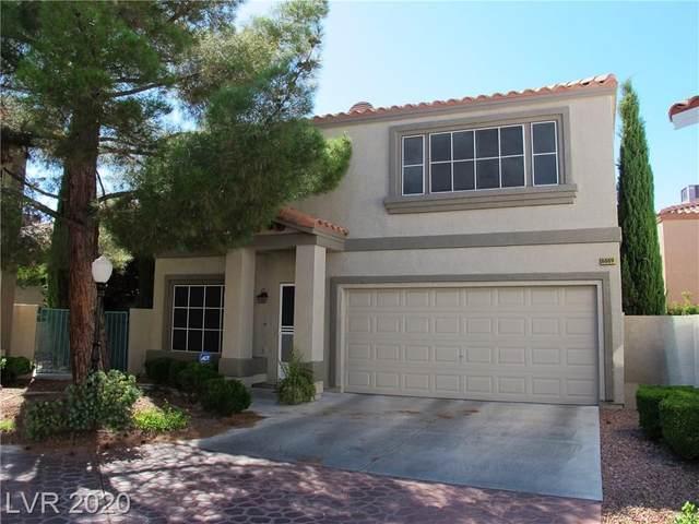 8889 Cornwall Glen Avenue, Las Vegas, NV 89129 (MLS #2212039) :: Signature Real Estate Group