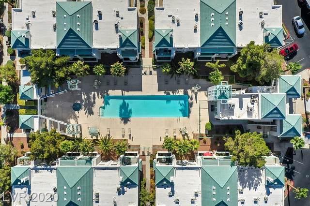 7100 Pirates Cove Road #1089, Las Vegas, NV 89145 (MLS #2212070) :: Hebert Group | Realty One Group