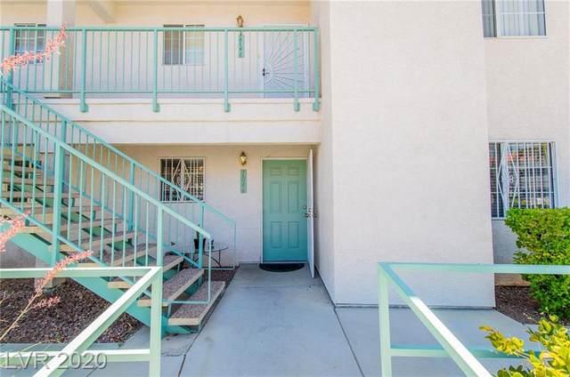 2725 Nellis Boulevard #1046, Las Vegas, NV 89121 (MLS #2212077) :: Signature Real Estate Group
