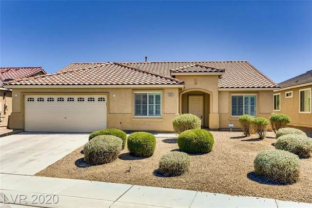 3605 Rio Paloma Court, North Las Vegas, NV 89031 (MLS #2212090) :: Signature Real Estate Group