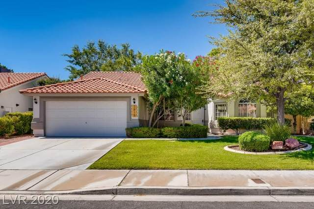 7915 Old Spanish Way, Las Vegas, NV 89113 (MLS #2212123) :: Signature Real Estate Group