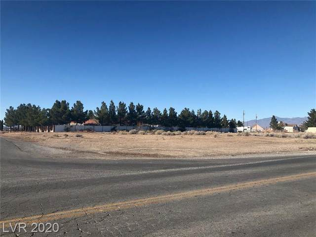 1850 Red Rock Drive, Pahrump, NV 89048 (MLS #2212127) :: Performance Realty