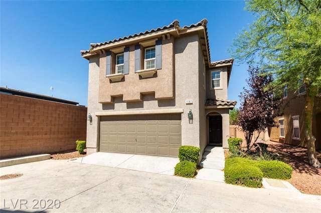1197 Via Nomi, Henderson, NV 89052 (MLS #2212144) :: Signature Real Estate Group
