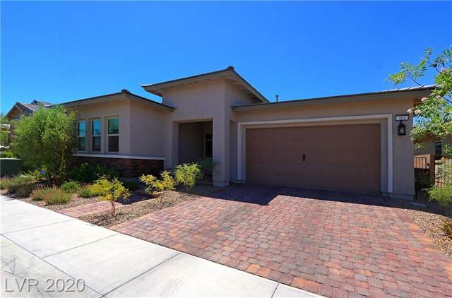 401 Open Hill Avenue, Henderson, NV 89011 (MLS #2212155) :: Jeffrey Sabel