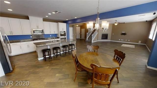 1129 Via Della Costrella, Henderson, NV 89011 (MLS #2212161) :: Signature Real Estate Group