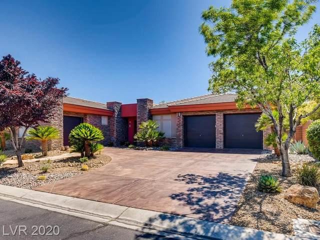 11 Cross Ridge Street, Las Vegas, NV 89135 (MLS #2212172) :: Signature Real Estate Group