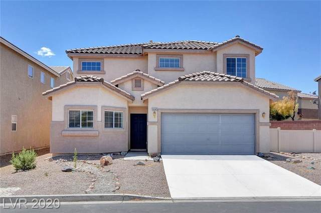 5643 Lucky Draw Court, Las Vegas, NV 89122 (MLS #2212174) :: Performance Realty