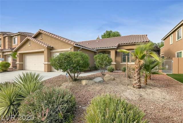 2136 Mountain Rail Drive, North Las Vegas, NV 89084 (MLS #2212184) :: The Mark Wiley Group | Keller Williams Realty SW