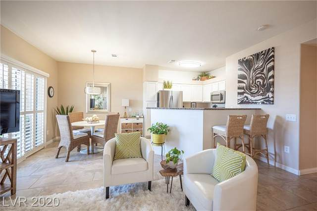 5415 Harmon Avenue #1105, Las Vegas, NV 89103 (MLS #2212198) :: Signature Real Estate Group