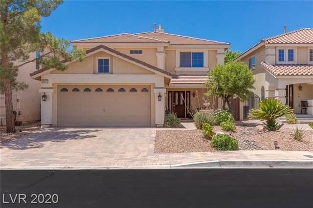 10871 Calcedonian Street, Las Vegas, NV 89141 (MLS #2212206) :: The Mark Wiley Group   Keller Williams Realty SW
