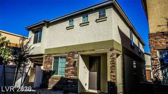 6161 Scarlet Leaf Street, Las Vegas, NV 89148 (MLS #2212217) :: Jeffrey Sabel