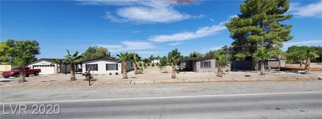 308 Linda Street, Pahrump, NV 89048 (MLS #2212221) :: The Mark Wiley Group | Keller Williams Realty SW