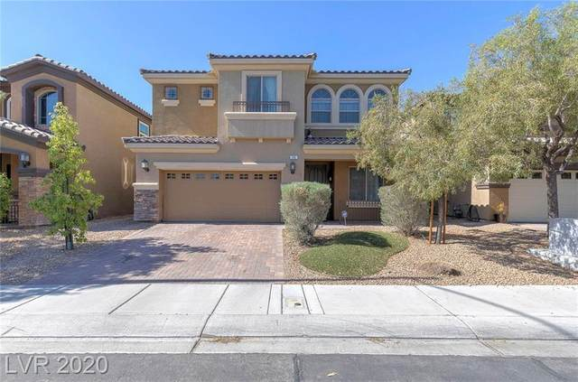 45 Delighted Avenue, North Las Vegas, NV 89031 (MLS #2212229) :: The Mark Wiley Group | Keller Williams Realty SW
