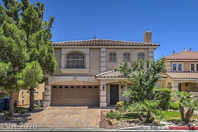 10986 Pentland Downs Street, Las Vegas, NV 89141 (MLS #2212249) :: The Mark Wiley Group   Keller Williams Realty SW
