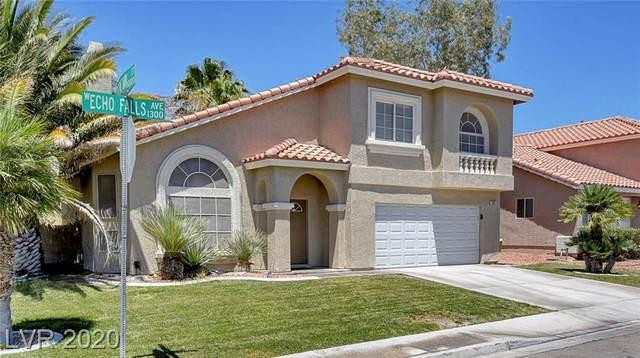 1382 Echo Falls Avenue, Las Vegas, NV 89183 (MLS #2212263) :: Signature Real Estate Group