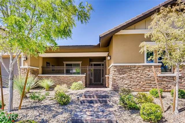 10548 Bryn Haven Avenue, Las Vegas, NV 89135 (MLS #2212290) :: Signature Real Estate Group