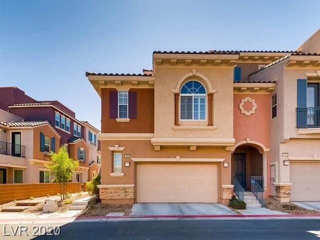 7833 Carysford Avenue, Las Vegas, NV 89178 (MLS #2212328) :: Jeffrey Sabel